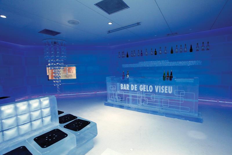 Bar de Gelo Viseu Galeria